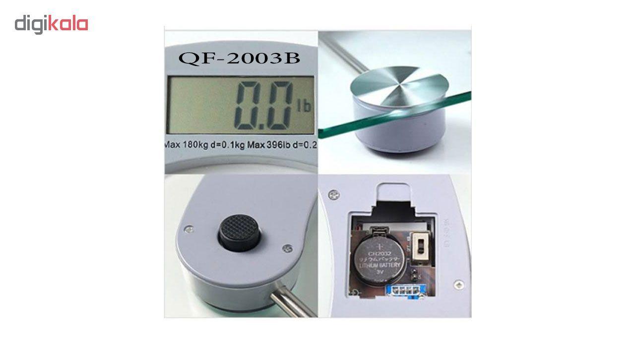ترازو دیجیتال پرسونال اسکیل مدل QF-2003B main 1 3