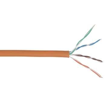 کابل شبکه ویسمن مدل Cat 5 UTP CU به طول 305 متر |