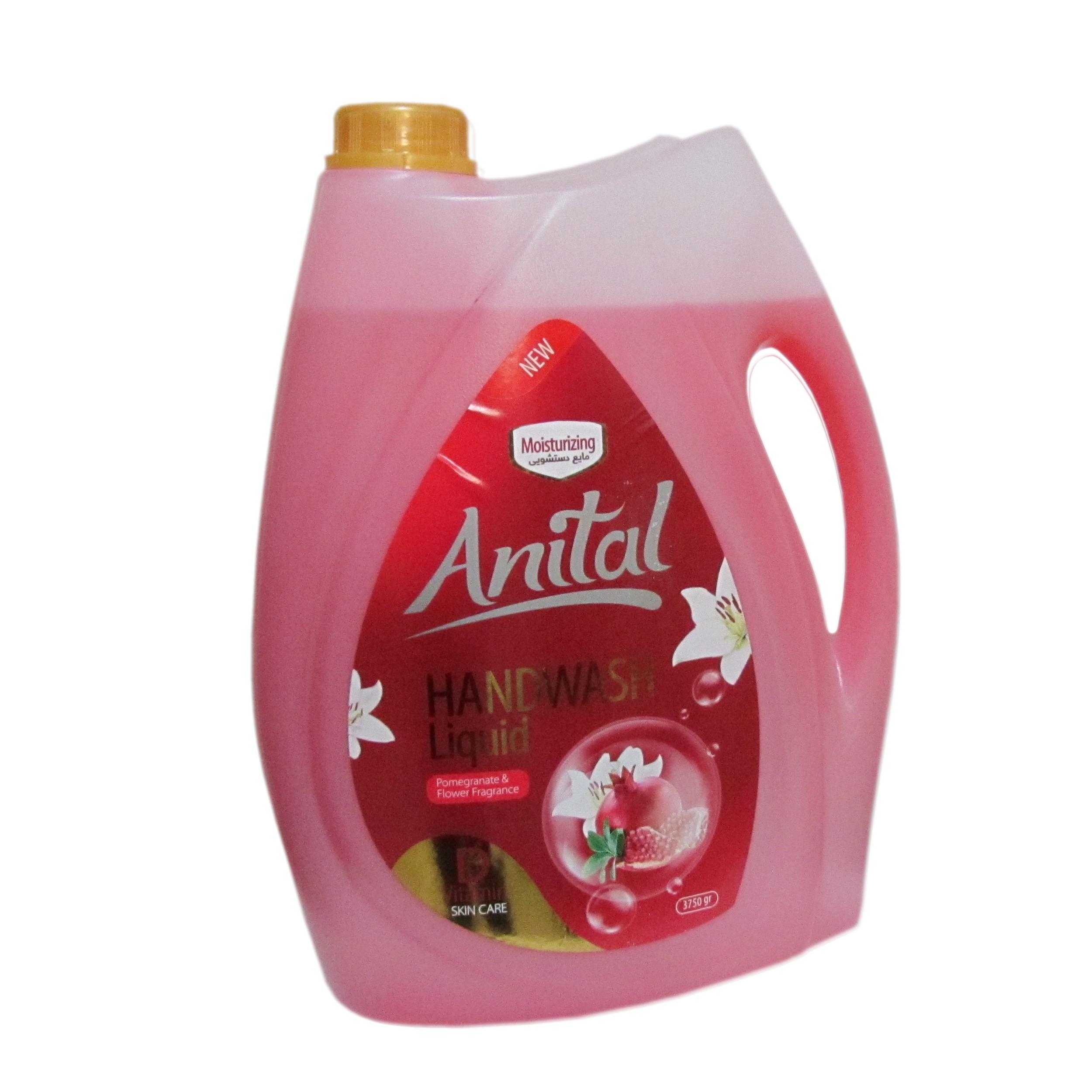 مایع دستشویی آنیتال کد 087 وزن 3750 گرم main 1 2