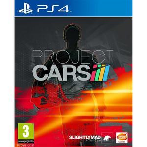 بازی Project Cars مخصوص PS4