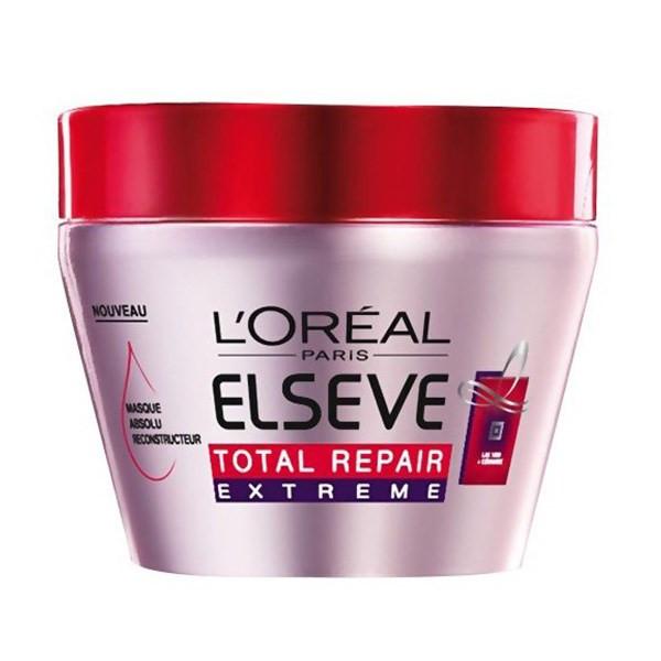 ماسک قوی مو لورآل Elseve مدل Total Repair Extreme حجم 300 میلی لیتر