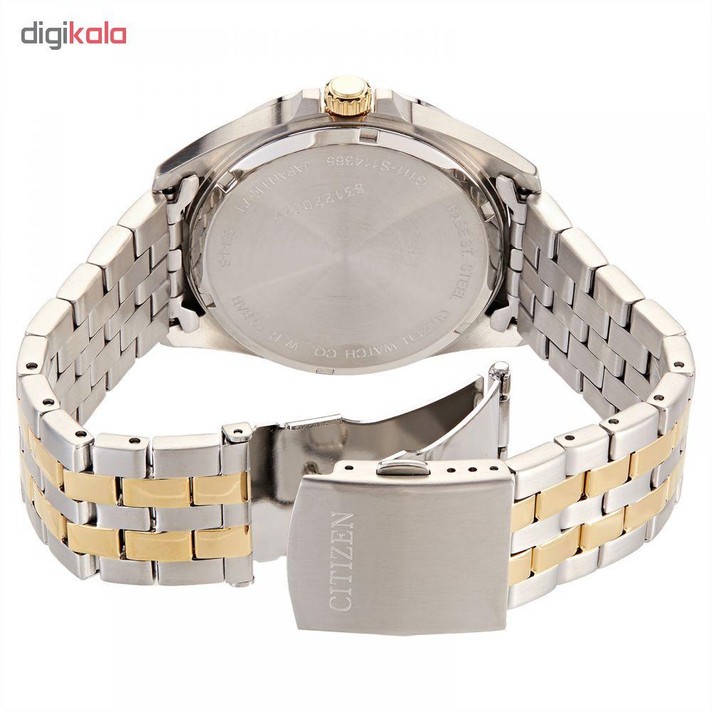 ساعت مچی عقربه ای مردانه سیتی زن مدل BI1054-80E