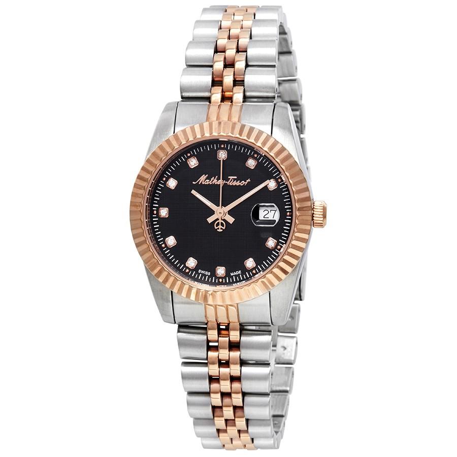 خرید ساعت مچی عقربه ای زنانه متی تیسوت مدل D810RN