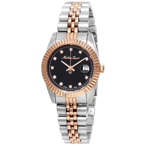 ساعت مچی عقربه ای زنانه متی تیسوت مدل D810RN