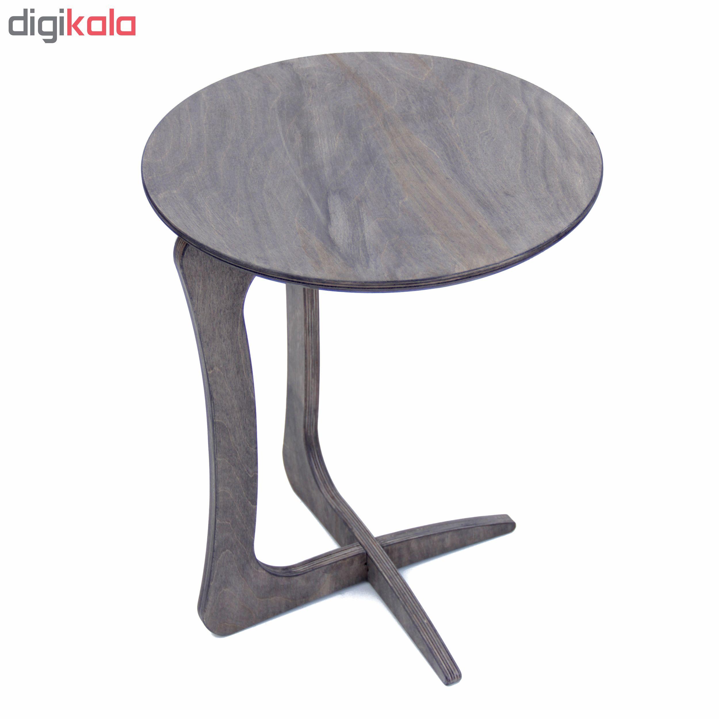 قیمت                      میز عسلی ریتون مدل ترنج
