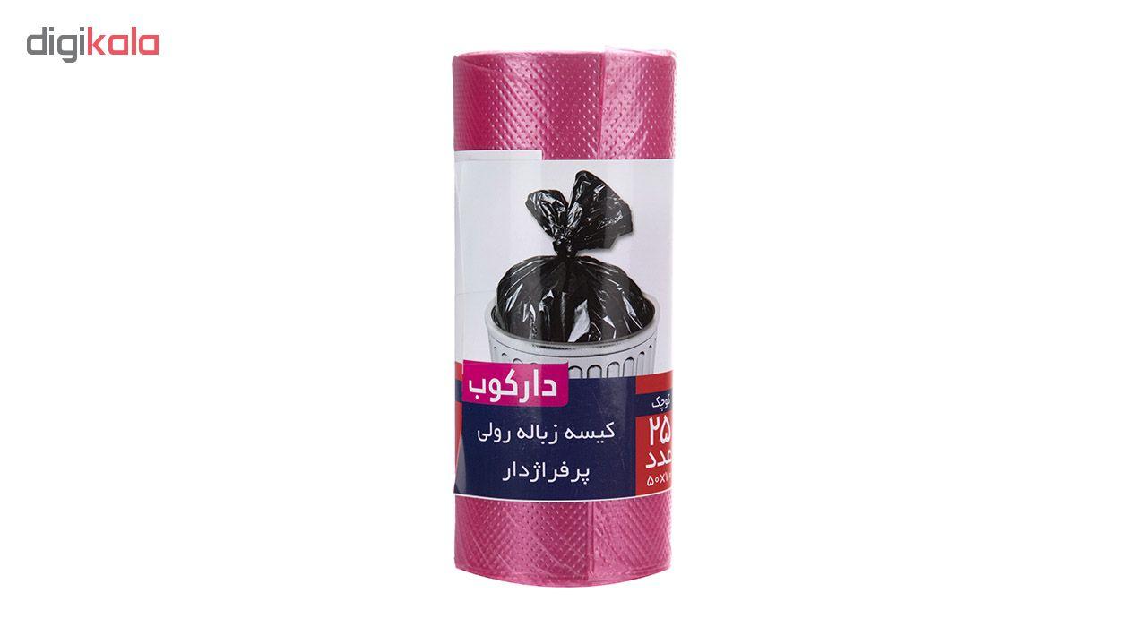کیسه زباله دارکوب کد 700753 سایز کوچک main 1 2