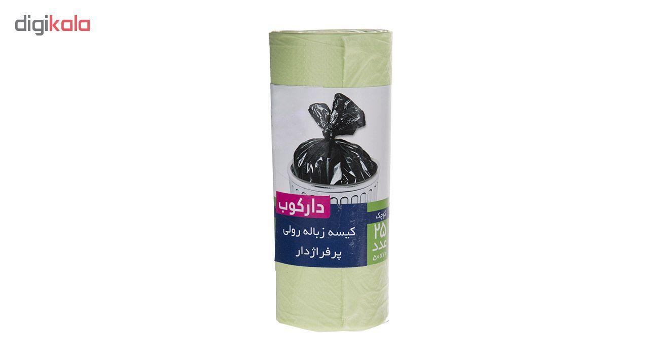 کیسه زباله دارکوب کد 700753 سایز کوچک main 1 3