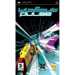 بازی Wipeout Pulse مناسب برای PSP