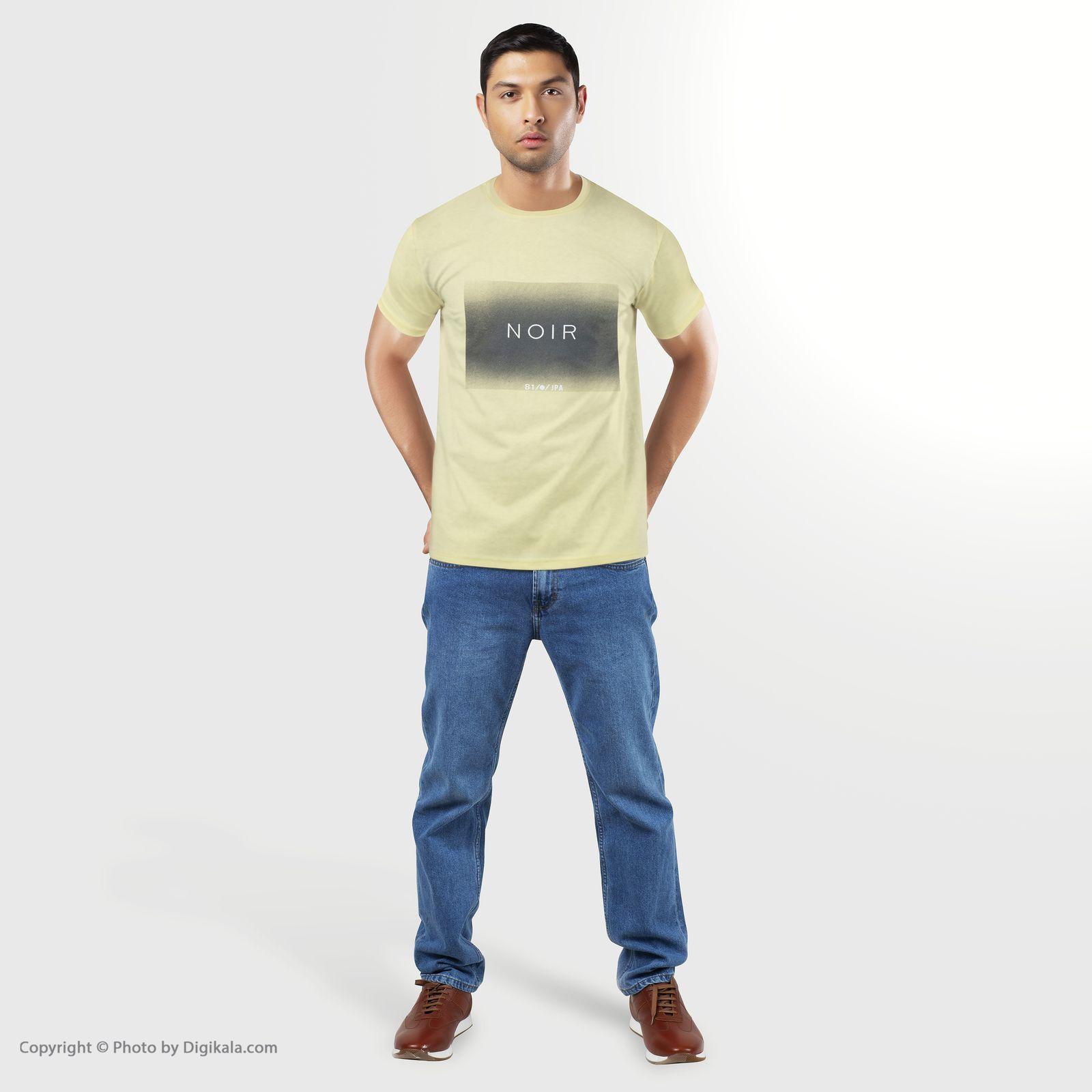 تی شرت مردانه جامه پوش آرا مدل 4011018304-16 main 1 1