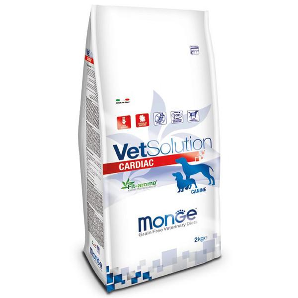 غذای خشک سگ مونگه مدل Cardiac-81207 وزن 2 کیلوگرم
