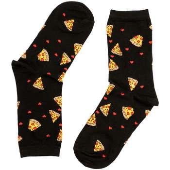 جوراب زنانه مدل پیتزا کد SKPS-W3112