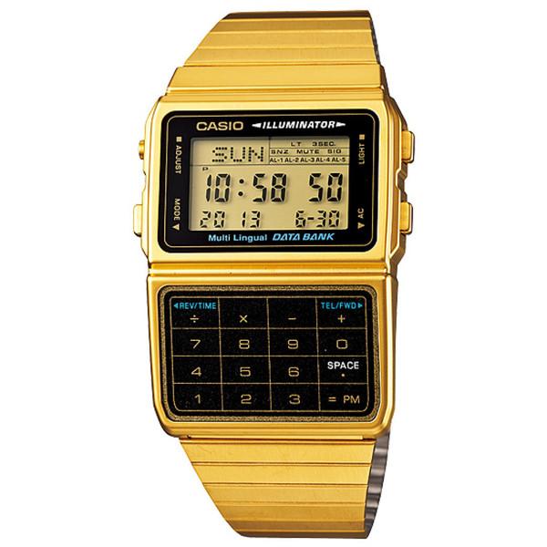 ساعت مچی دیجیتالی کاسیو مدل DBC-611G-1DF