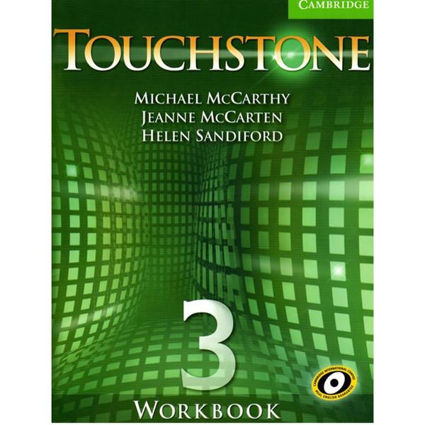 کتاب زبانTouchstone 3 2nd Student Book AND Workbook-CD اثر مولفان-دو جلدی