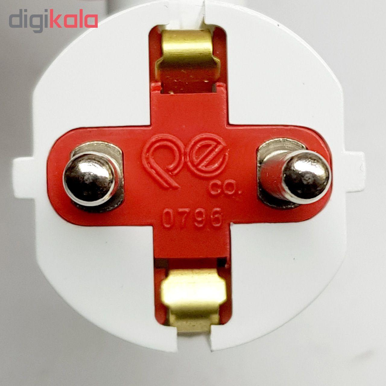 دوشاخه برق پارت الکتریک مدل P973 main 1 4
