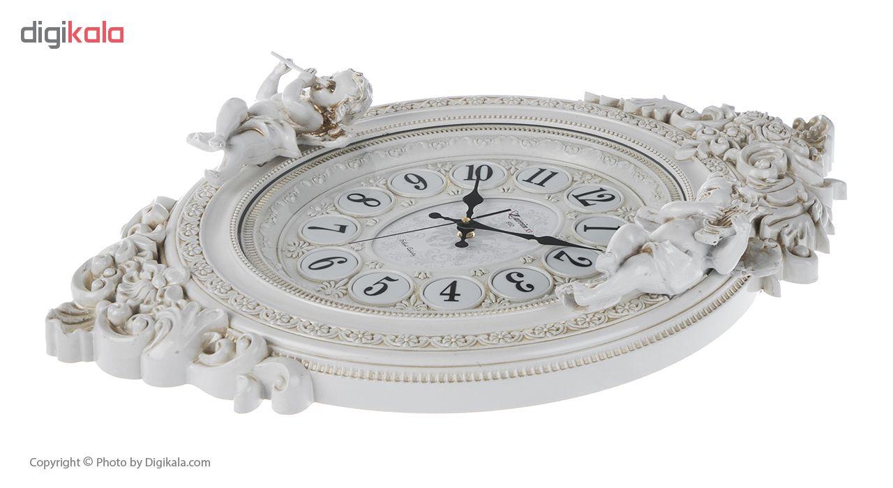 ساعت دیواری زرین مدل x3