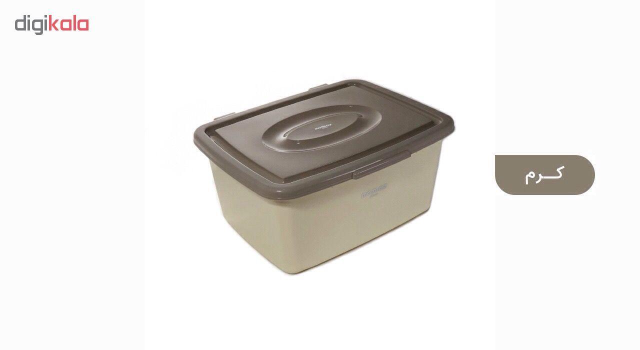 ظرف نان ممتاز پلاستیک مدل 510 ظرفیت ۶ لیتری main 1 13
