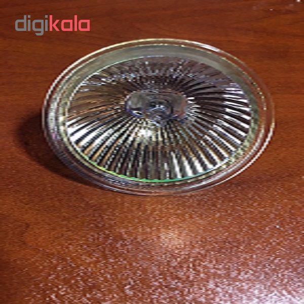 لامپ هالوژنی اسرام 50 وات 12ولت سوزنی کد 1250
