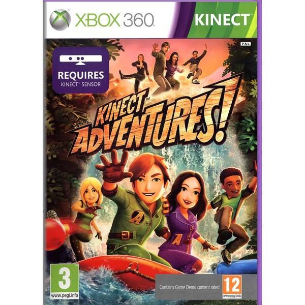 بازی Kinect Adventures مخصوص ایکس باکس 360