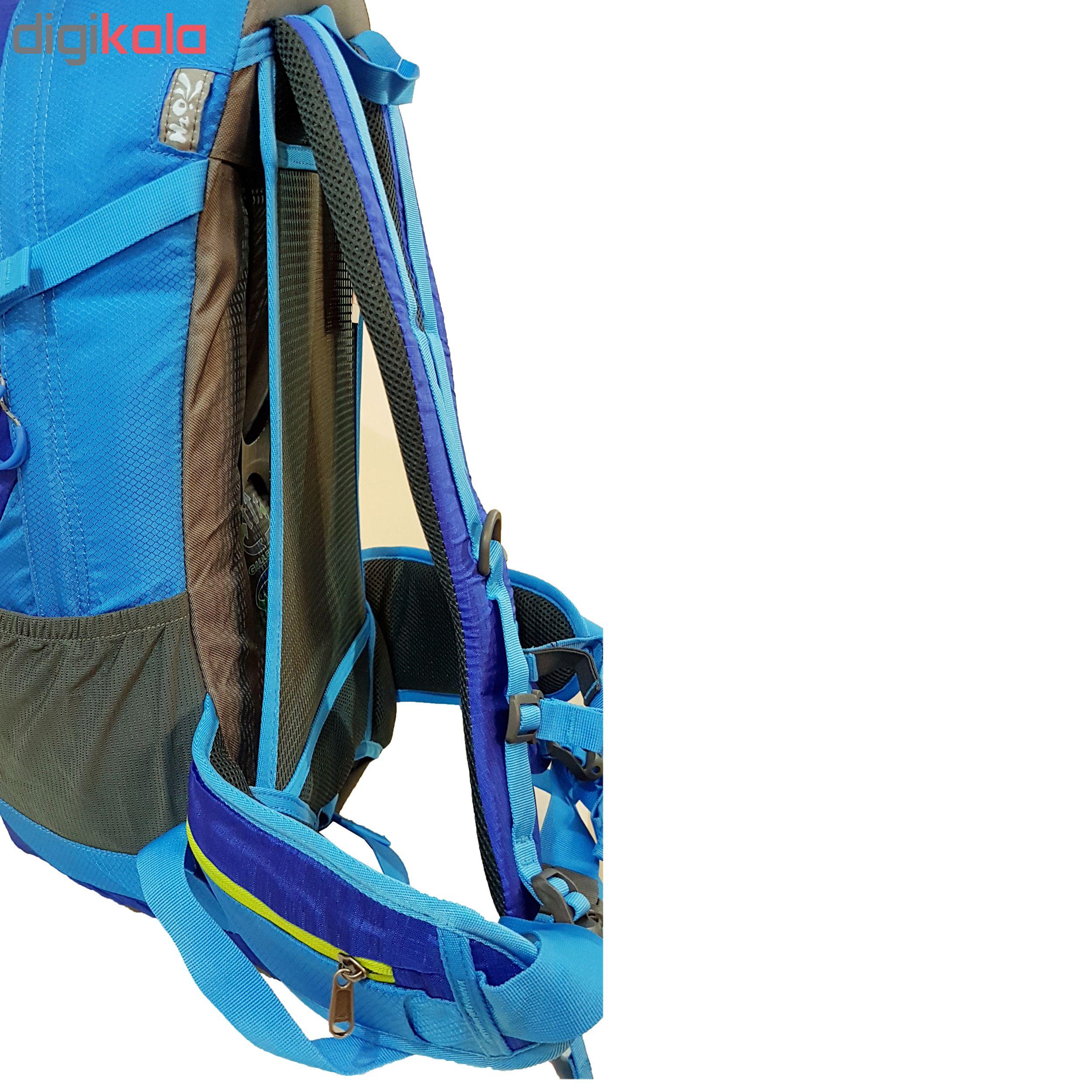 کوله پشتی کوهنوردی 40 لیتری نورث فیس مدل AC
