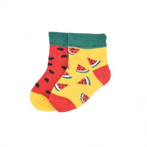 جوراب بچگانه پاآرا طرح هندوانه