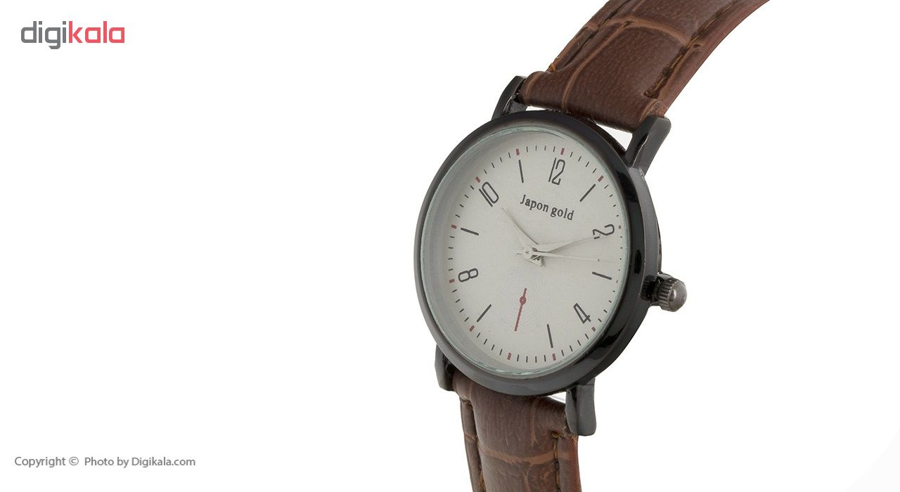 ساعت مچی عقربه ای زنانه ژاپن گلد مدل Zw11              خرید (⭐️⭐️⭐️)