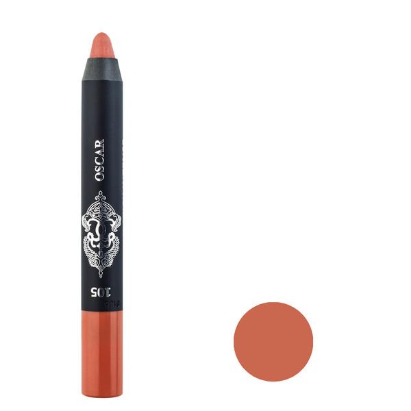 رژلب مدادی اسکار مدل CHUBBY شماره 105