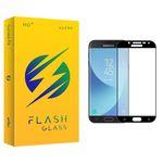 محافظ صفحه نمایش فلش مدل +HD مناسب برای گوشی موبایل سامسونگ Gaslaxy J5 Pro