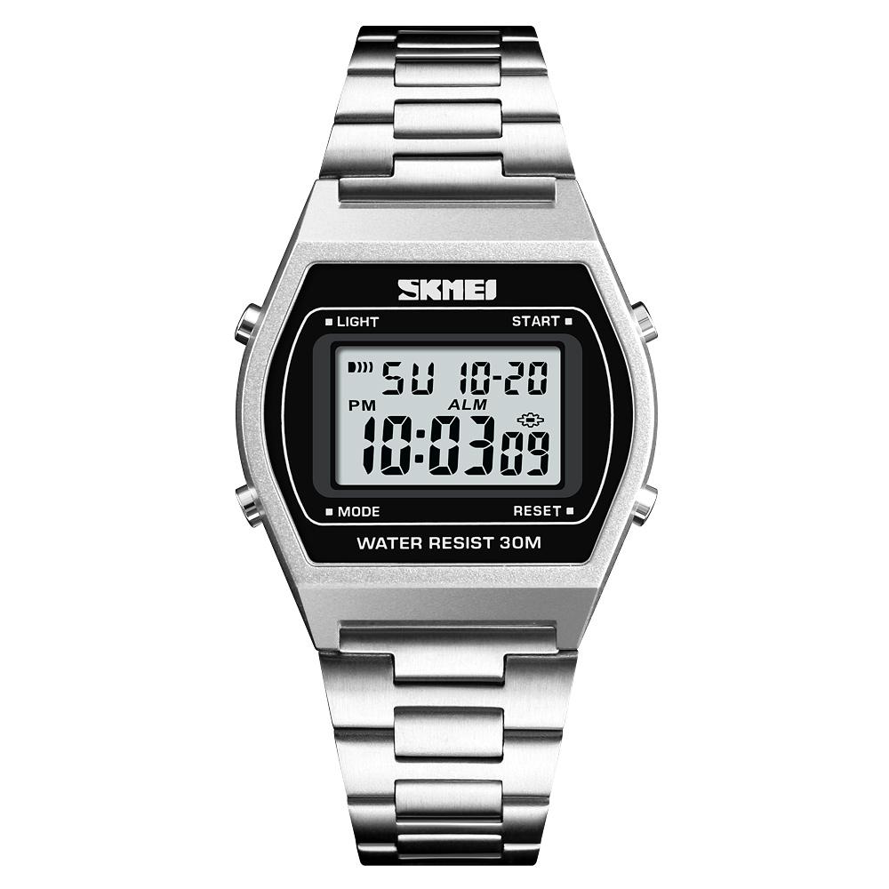 ساعت مچی دیجیتالی مردانه اسکمی مدل 1328S 10