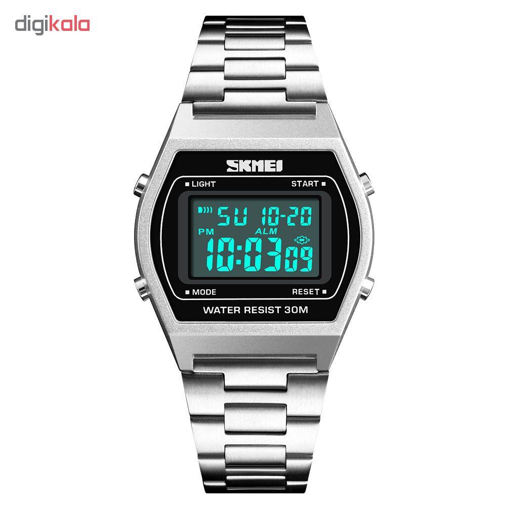 ساعت مچی دیجیتالی مردانه اسکمی مدل 1328S