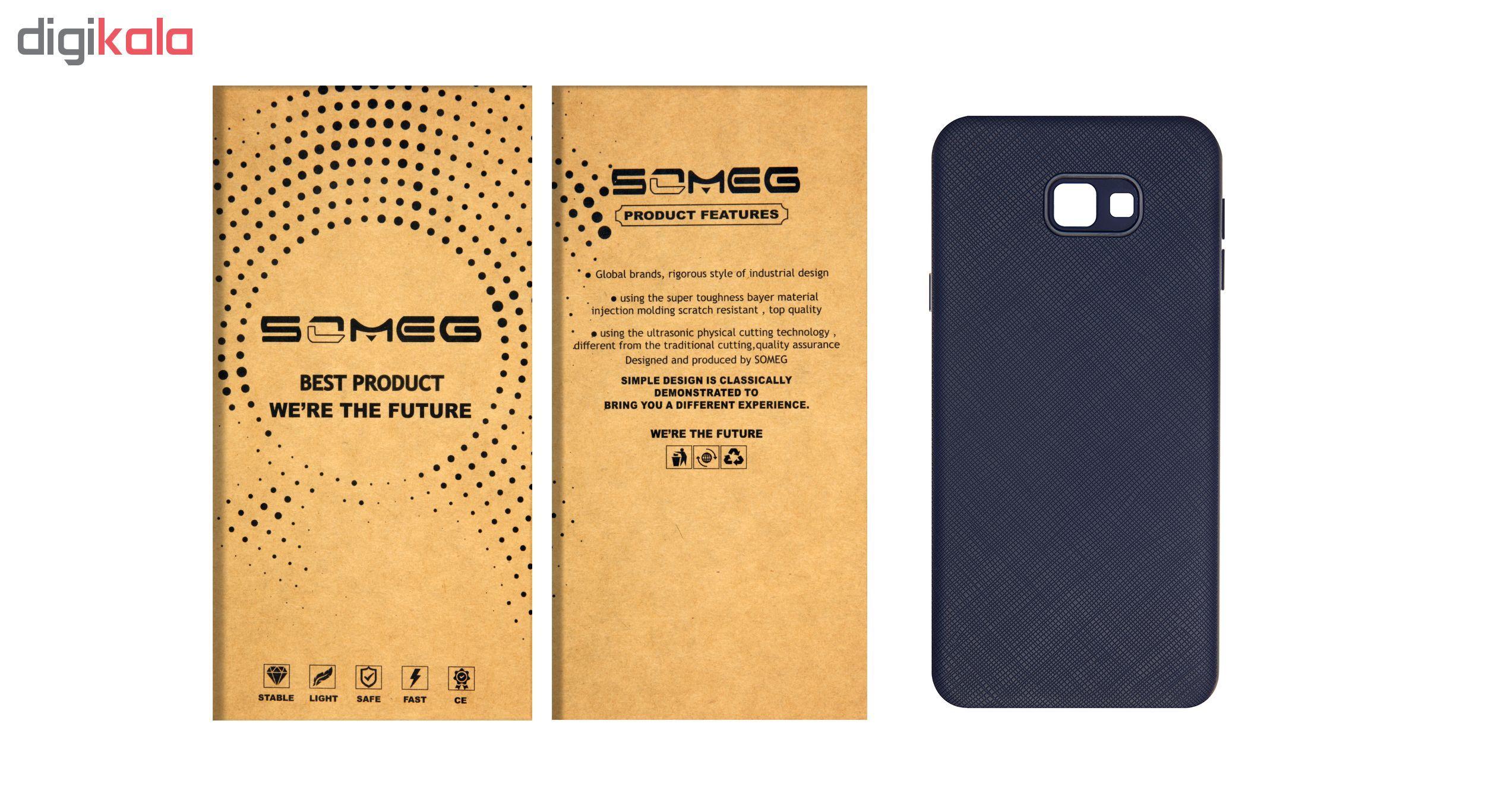 کاور سومگ مدل SC-i001 مناسب برای گوشی موبایل سامسونگ J4 Plus main 1 9
