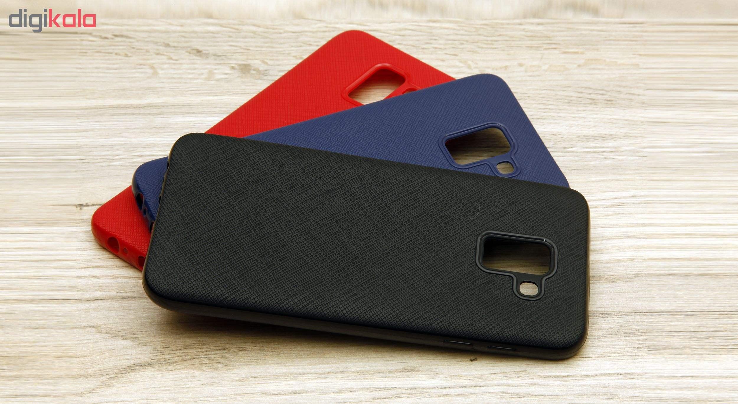 کاور سومگ مدل SC-i001 مناسب برای گوشی موبایل سامسونگ J6 2018 main 1 8