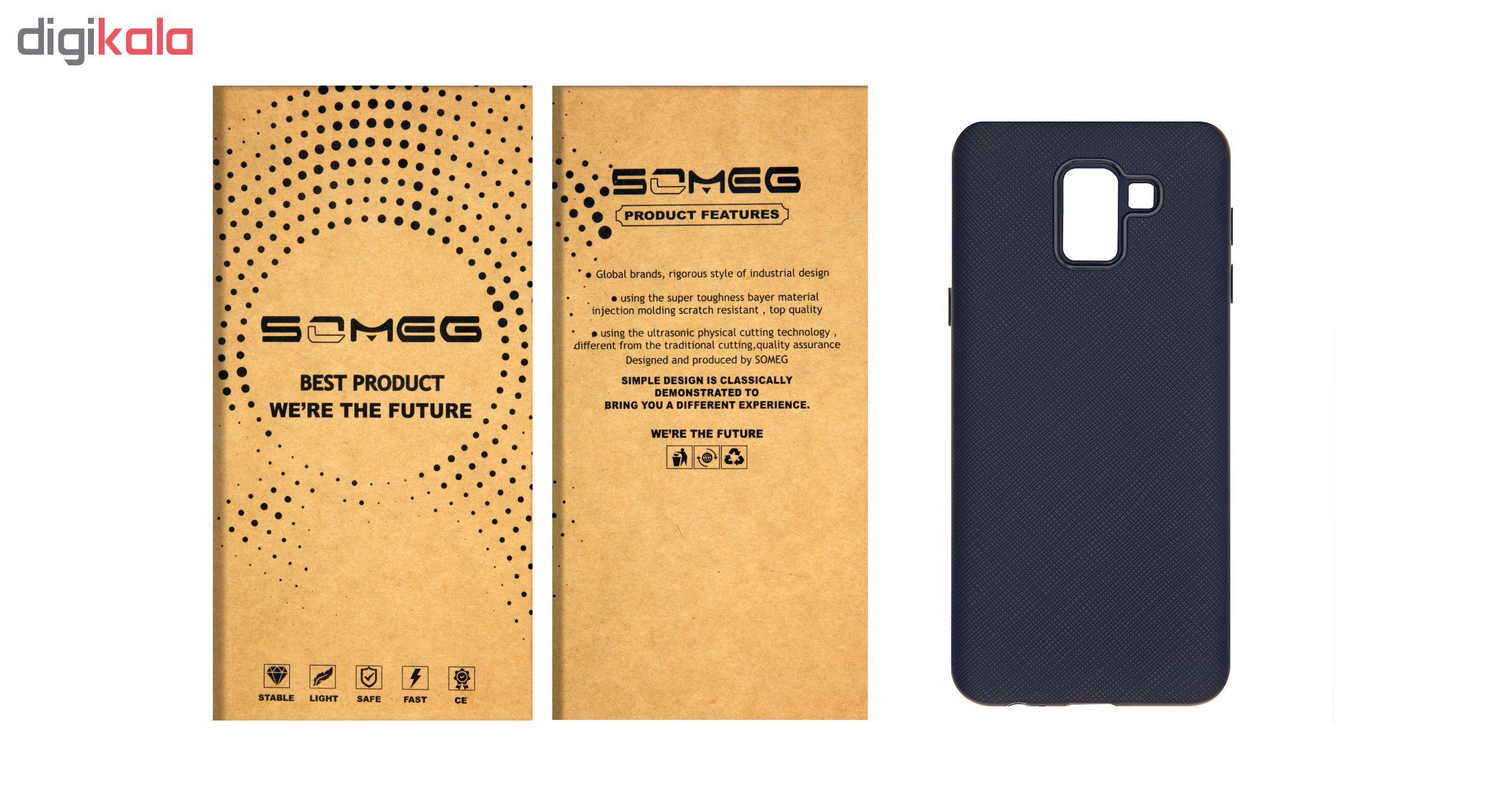 کاور سومگ مدل SC-i001 مناسب برای گوشی موبایل سامسونگ J6 2018 main 1 11