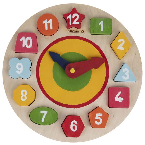 بازی آموزشی کروماتیک مدل ساعت EW