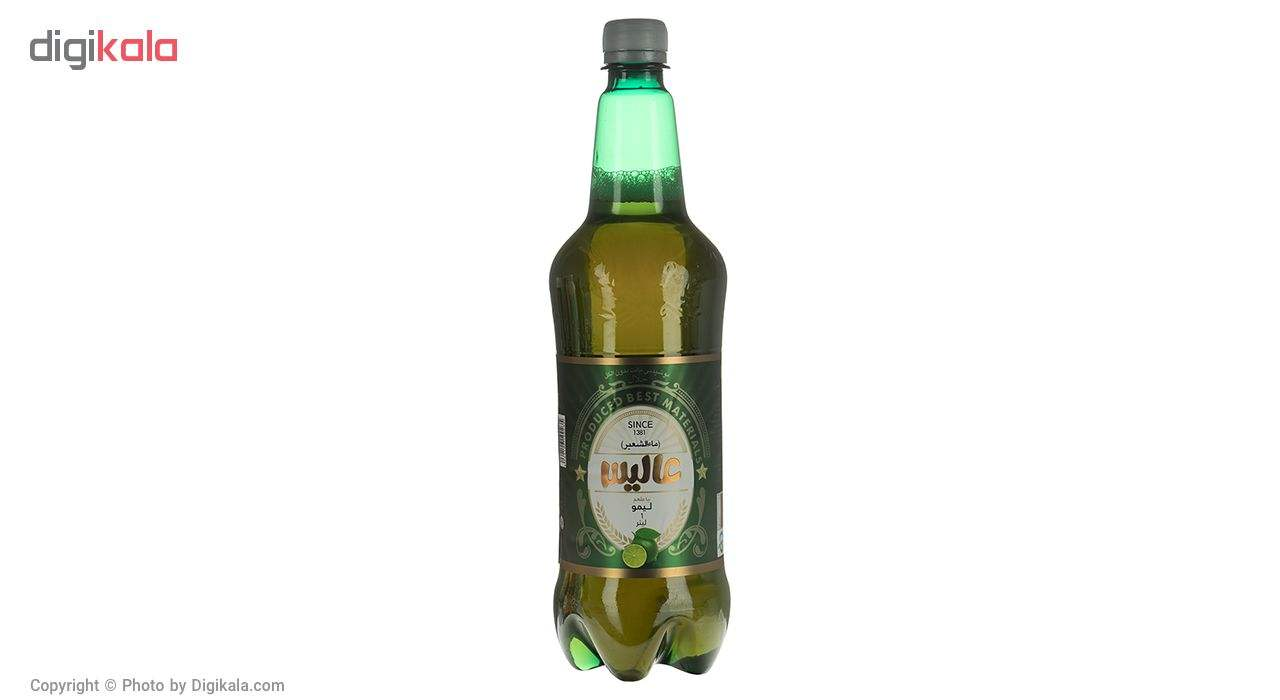 نوشیدنی مالت عالیس با طعم لیمو مقدار 1000میلی لیتر main 1 1