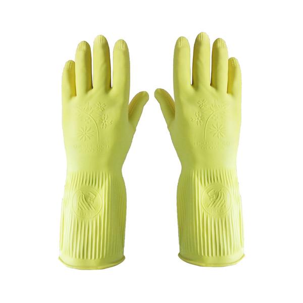 دستکش آشپزخانه  ویولت مدل ساق کوتاه سایز متوسط کد 01