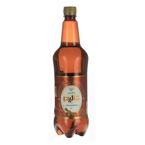 نوشیدنی مالت عالیس با طعم میوه های استوایی مقدار 1000میلی لیتر
