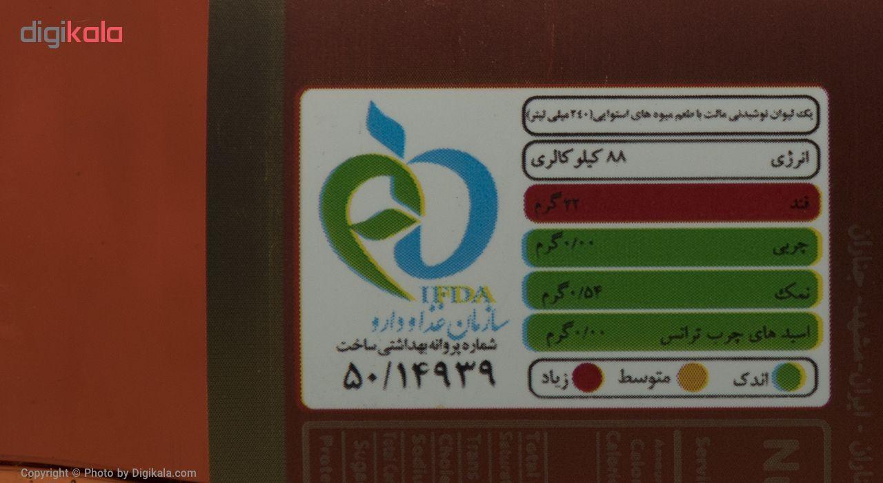 نوشیدنی مالت عالیس با طعم میوه های استوایی مقدار 1000میلی لیتر main 1 3