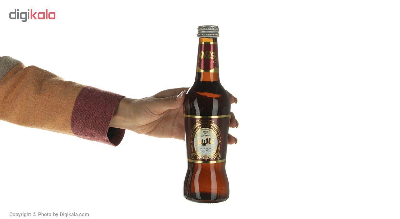 نوشیدنی مالت عالیس ساده  مقدار 320 میلی لیتر main 1 4