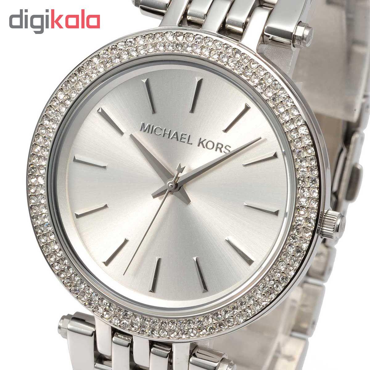 ساعت زنانه برند مایکل کورس مدل mk3190