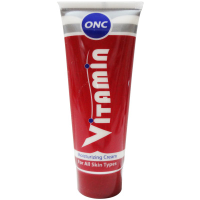 Photo of کرم مرطوب کننده انس مدل Vitamin حجم 75 میلی لیتر