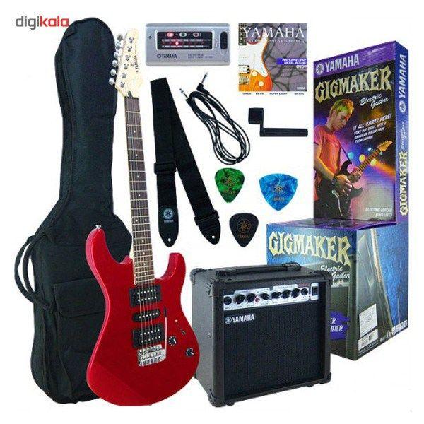 پکیج گیتار الکتریک یاماها مدل ERG121GP main 1 3