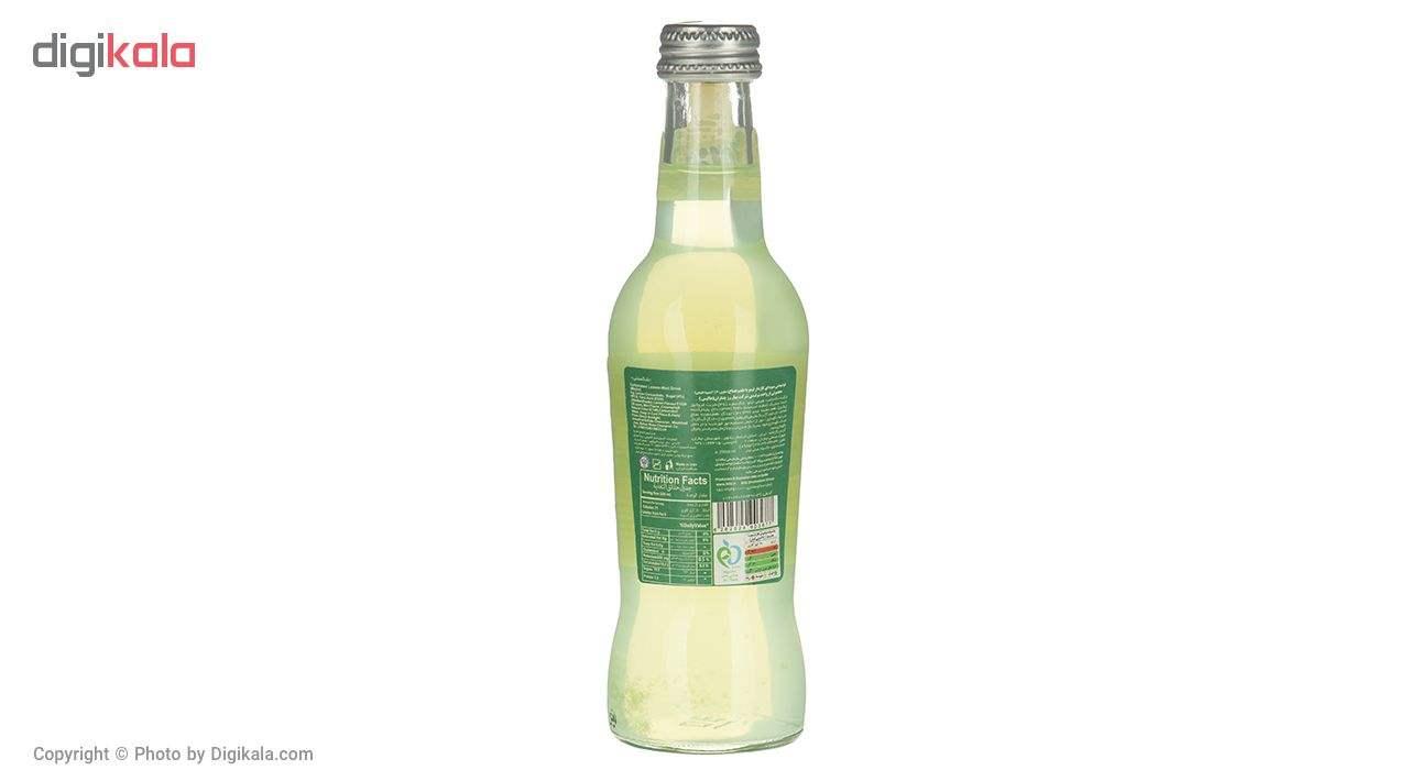 نوشیدنی لیمو نعناع گازدار عالیس - 250 میلی لیتر main 1 1