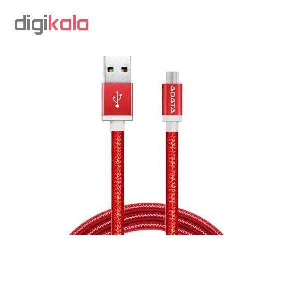 کابل تبدیل USB به microUSB ای دیتا مدل Sync And Charge طول 1 متر main 1 2