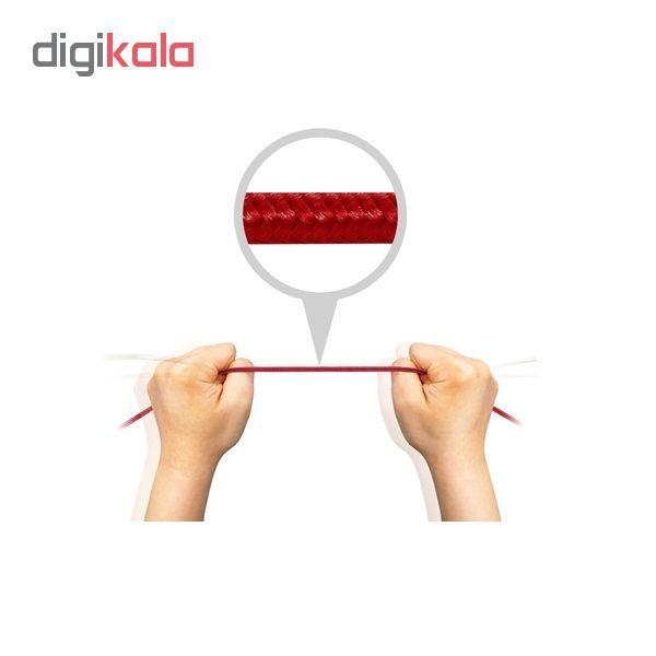 کابل تبدیل USB به microUSB ای دیتا مدل Sync And Charge طول 1 متر main 1 5