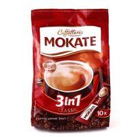قهوه فوری و هات چاکلت,قهوه فوری و هات چاکلت موکاته