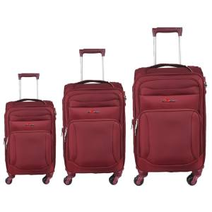 مجموعه سه عددی چمدان  مدل 8-G019
