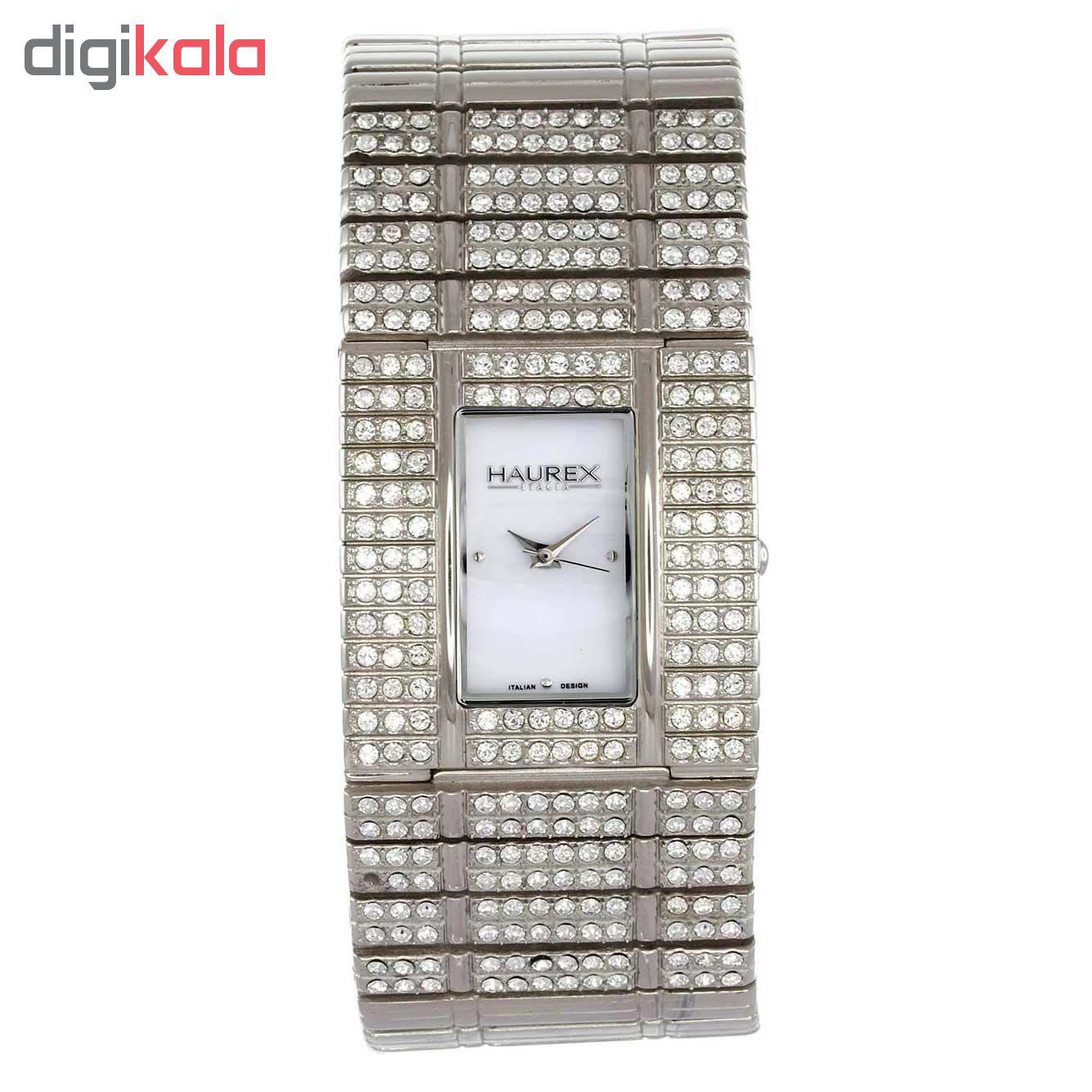 ساعت مچی عقربه ای زنانه هورکس مدل ZQHX-XS368DW1