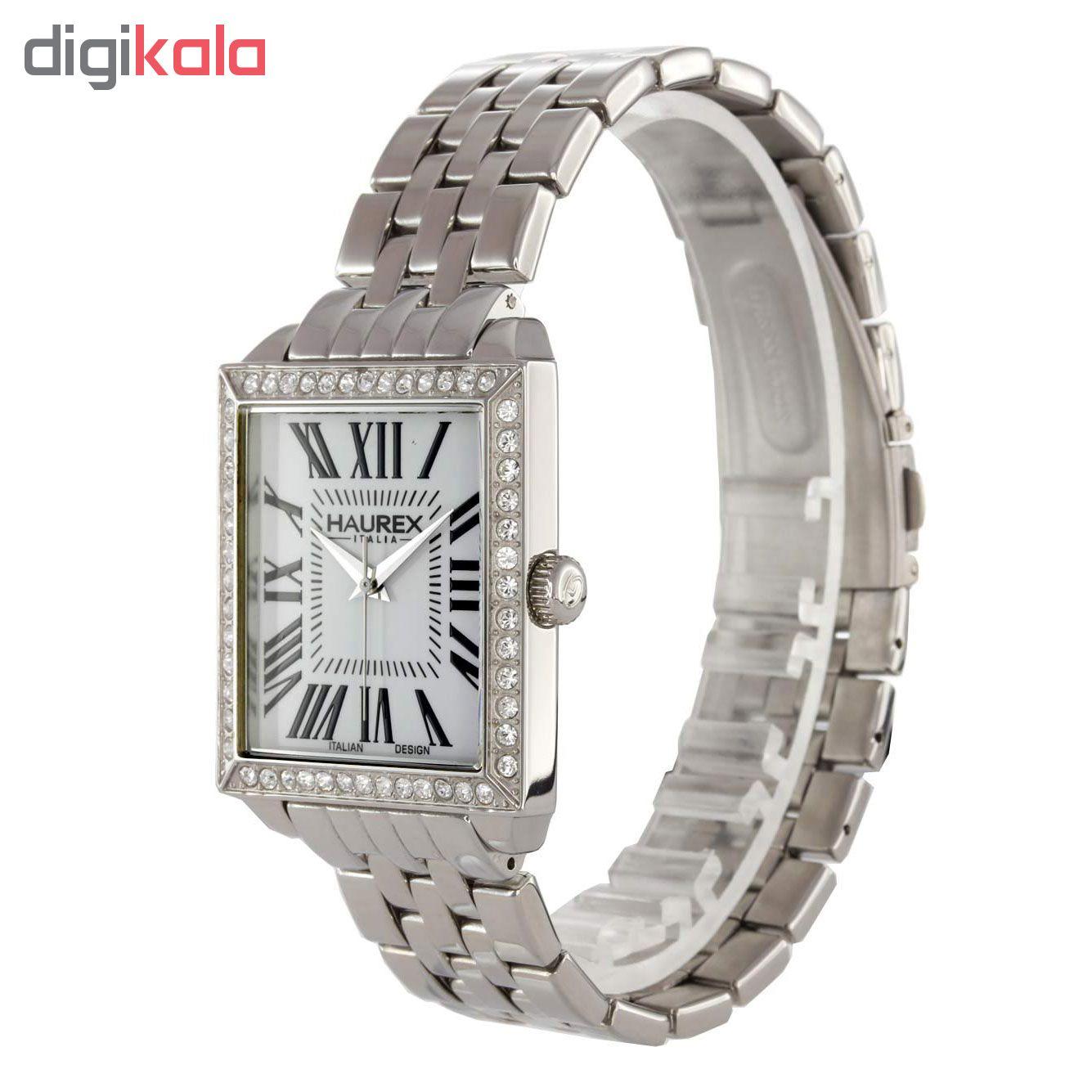 ساعت مچی عقربه ای زنانه هورکس مدل ZQHX-XS376DW1