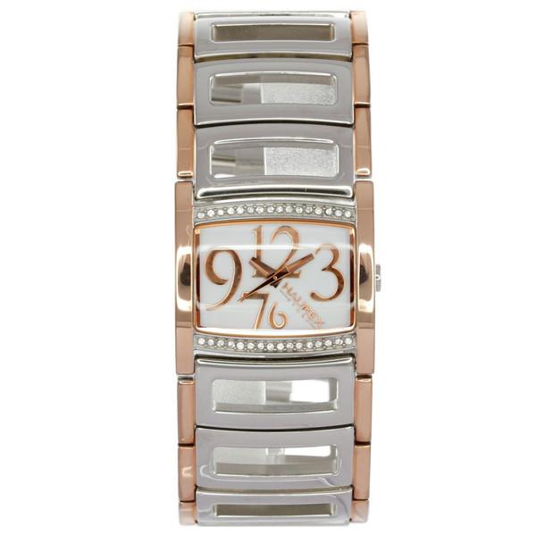 ساعت مچی عقربه ای زنانه هورکس مدل ZQHX-XU345DWH
