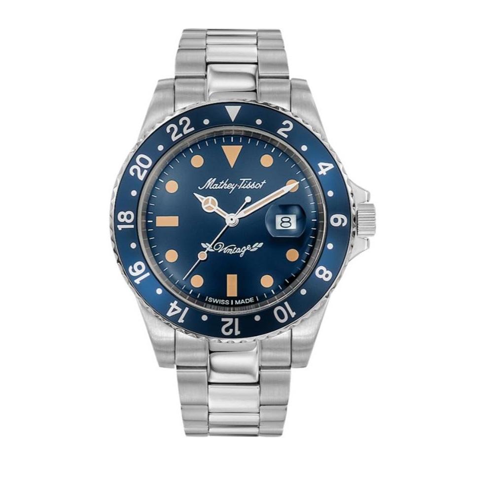 ساعت مچی عقربه ای مردانه متی تیسوت مدل H901ATBU